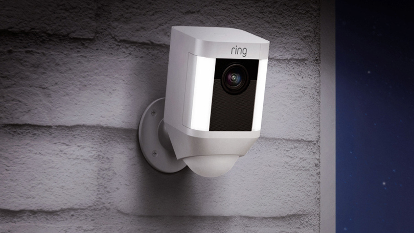 Does Ring Spotlight Cam work with Alexa?